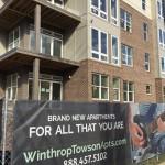 Winthrop apartments exterior