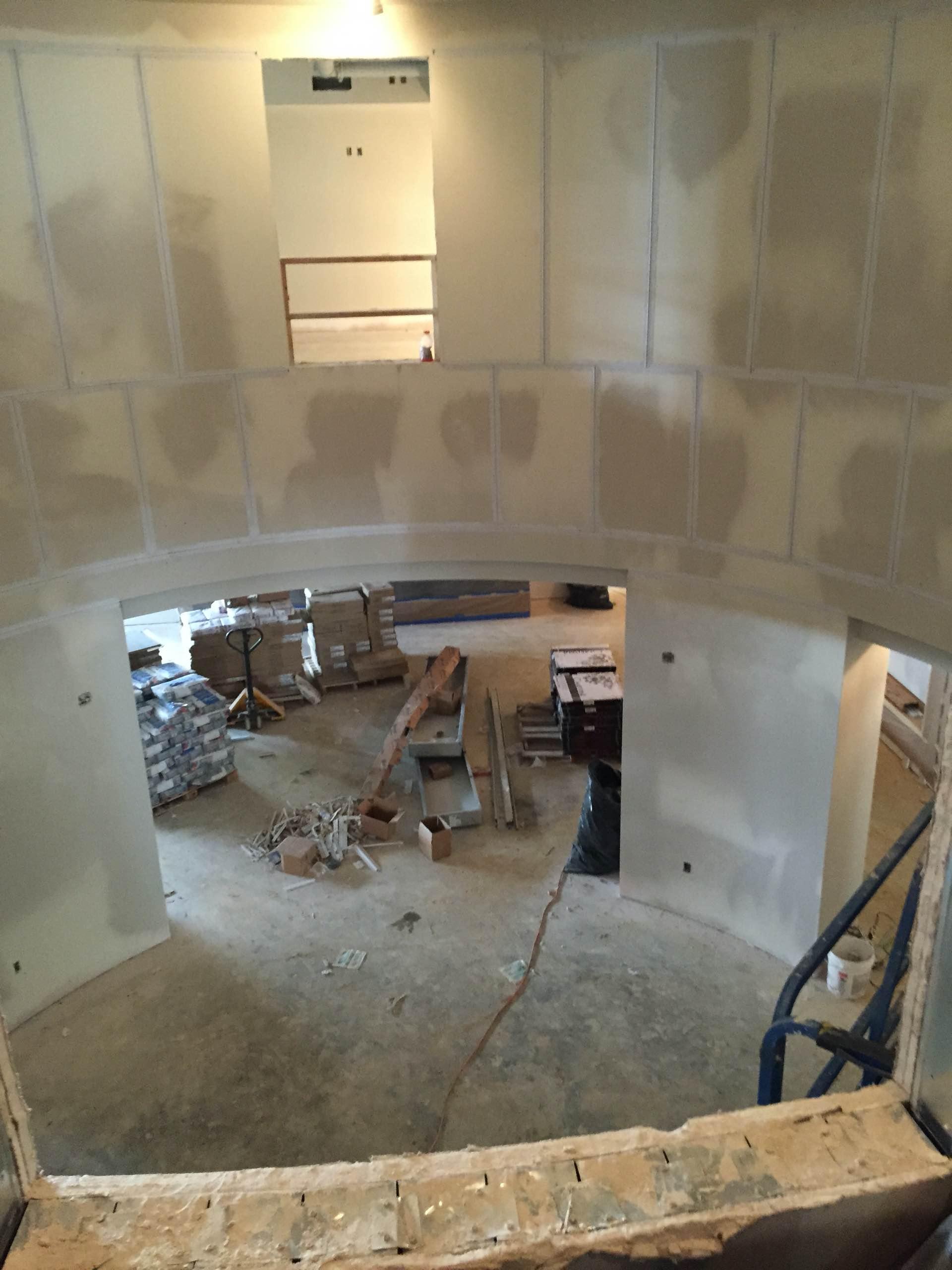 October Construction Update [VIDEO]