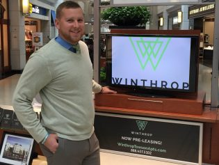 Winthrop Spotlight: Jeff Long, Property Manager