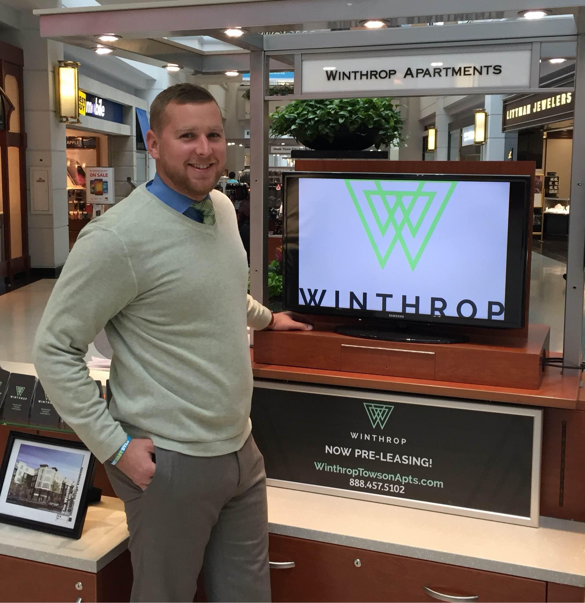 Winthrop Spotlight: Jeff Long, Property Manager