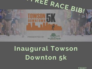 Win a Free Bib to Downtown Towson 5k