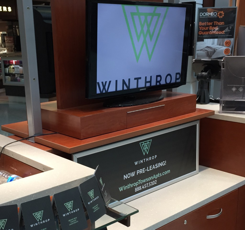 Winthrop pre leasing