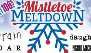 You're Invited: Winthrop's Mistletoe Meltdown Ticket Giveaway