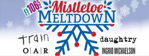 You're Invited: Winthrop's Mistletoe Meltdown Ticket Giveaway