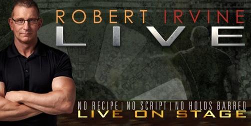 Robert Irvine Live!
