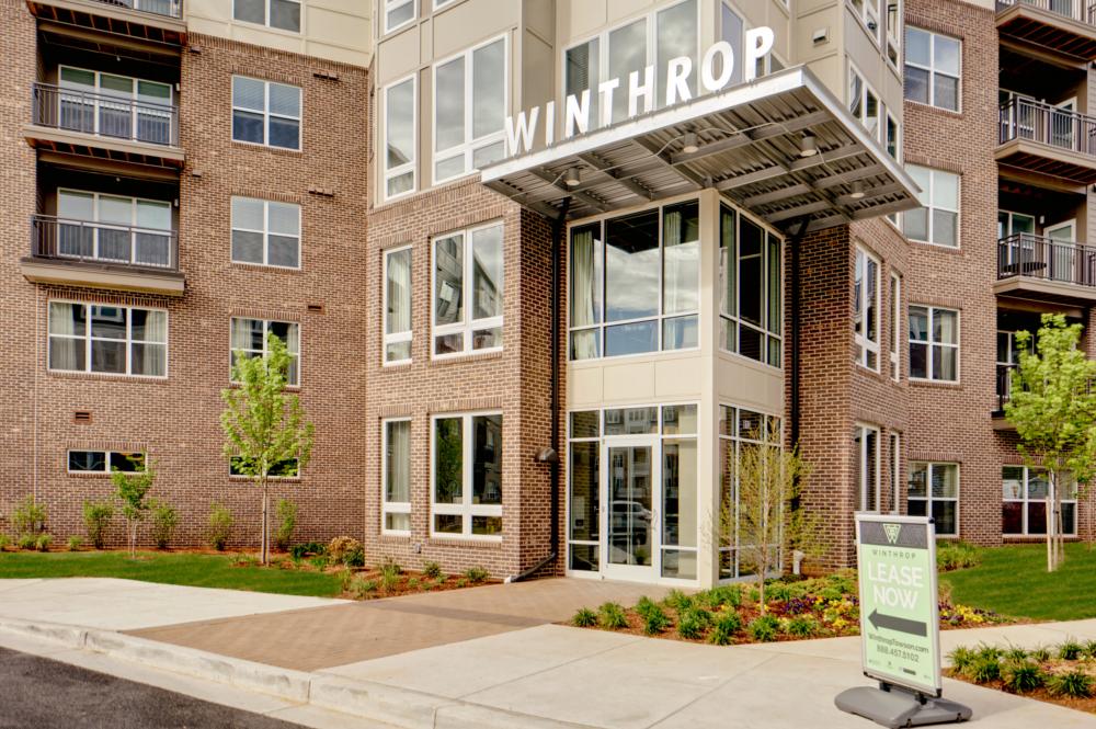 Luxury Apartments Baltimore City