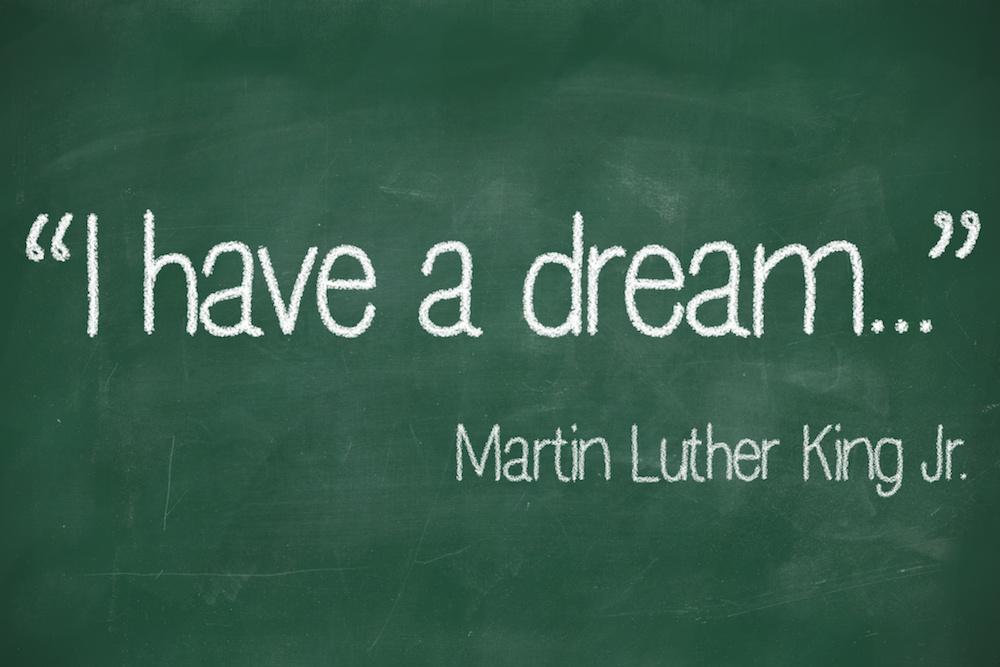 Celebrate the Life of MLK, Jr.