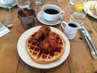 Enjoy Southern-Style Brunch Dishes at Truffle Butta Bistro