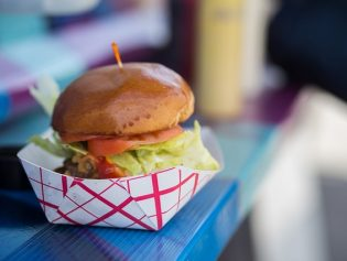Dig Into a Gourmet Sandwich at Parkville's New Wayback Burgers