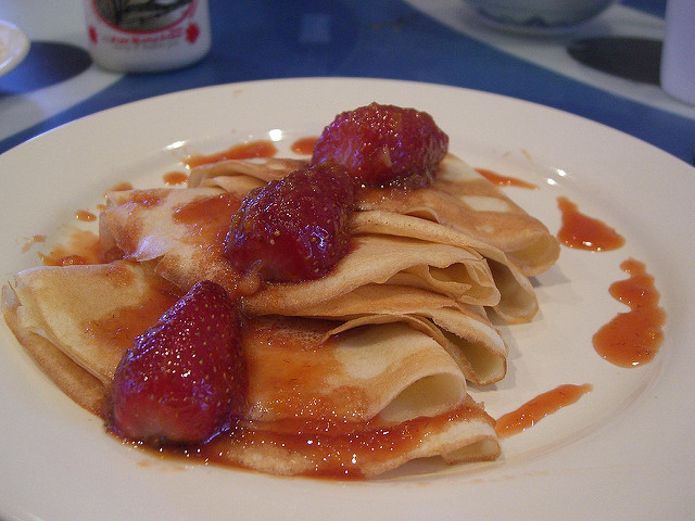 Learn How to Craft Your Own Crepes at Crepe Expectations on January 21st