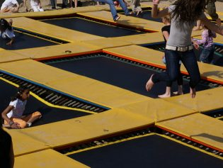 Enjoy Active Fun at Rockin' Jump Towson