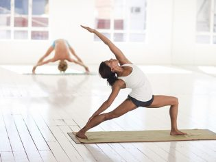 Flow Through an Invigorating Practice at Sid Yoga