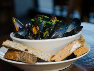 Do Brunch or Happy Hour at 7 West Bistro Grille