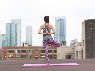 Get Centered at YogaWorks Towson