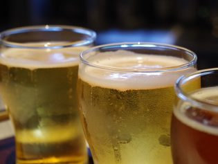 Enjoy a Pint at BJ's Restaurant & Brewhouse