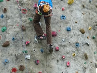 Learn to Climb at Earth Treks Climbing Centers Timonium