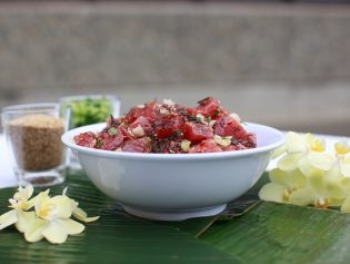 Enjoy a Healthy Lunch at FOD Poke Bar