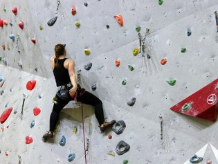Climb Your Way to Fitness at Earth Treks in Hampden