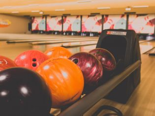 Bowl, Game and Dine at Round One Towson